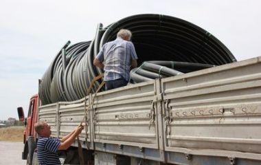 Нормы загрузки трубы ПНД в транспортные средства
