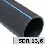 Трубы ПЭ 100 SDR 13,6 ГОСТ 18599-2001