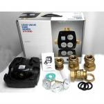 Клапаны трехходовые смесительные и автоматика ESBE