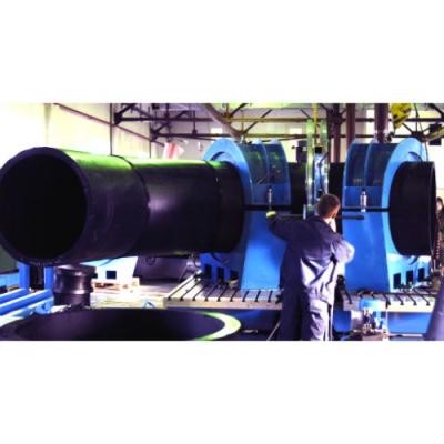 Отвод d140 ПЭ 100 SDR 17