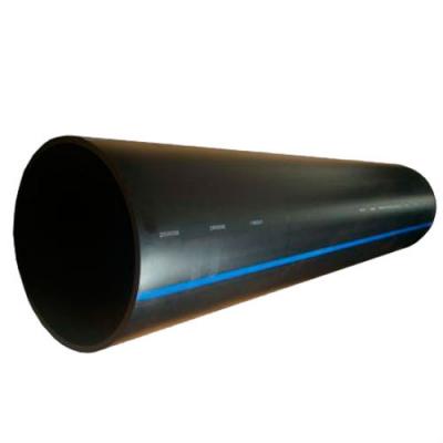 Труба ПЭ 100 SDR 17 110x6,6 ГОСТ 18599-2001
