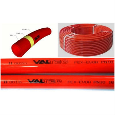 Труба Valtec PEX-EVOH 20х2 из сшитого полиэтилена