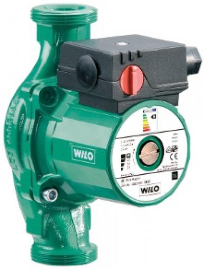 Насос циркуляционный Wilo STAR-RS25/6 RG (3 режима) бронзовый