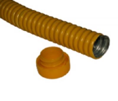 Заглушка 36 мм для гофрированной трубы