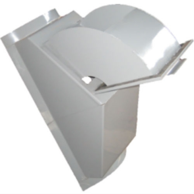 Клапан мусоропровода загрузочный