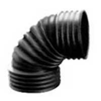 Отвод Корсис 400x60-90° сварной