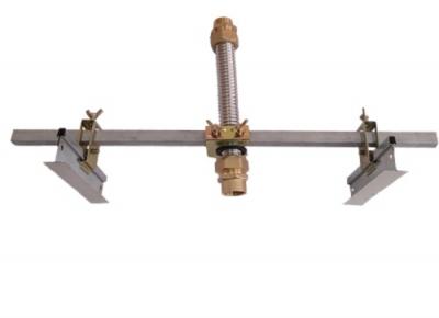 Комплект креплений спринклерной подводки к подвесному потолку
