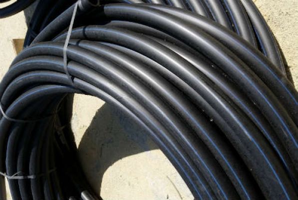 Труба ПЭ 100 SDR 11 50x4,6 ГОСТ 18599-2001
