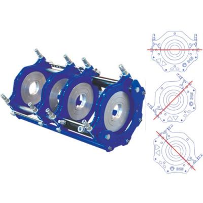 Cварочный аппарат ССПТ 1000 Э для сварки ПЭ труб d 450-800 мм в стык с электрическим торцевателем, маслостанцией