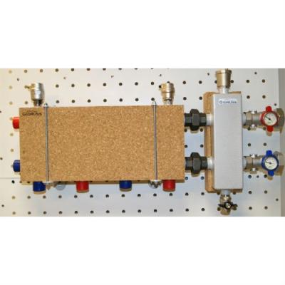 Модульный коллектор Gidruss MK-40-3D на 3 контура