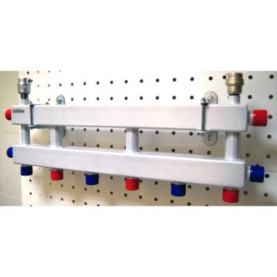 Модульный коллектор Gidruss MK-60-4D на 4 контура