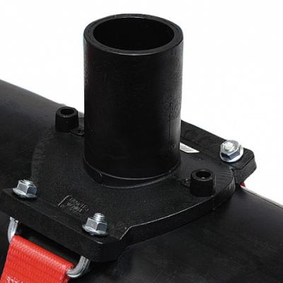 Седелочный отвод d 40x25 ПЭ 100 электросварной