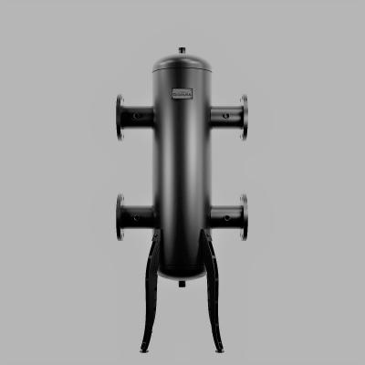 GR-1000-100 (до 1 мВт, фланец 1-100-10 ГОСТ 12820-81, корпус из бесшовной трубы D=273 мм ст. 09Г2С толщиной от 8 мм, 4 подключения Rp ½″) Артикул: GR 10F00 20