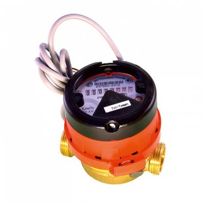 """Счетчик для горячей воды """"ВСГд-15-02 (80 мм)"""" с имп. выходом Тепловодомер"""