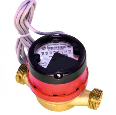 """Счетчик для горячей воды """"ВСГд-15-02 (110 мм)"""" с имп. выходом Тепловодомер"""