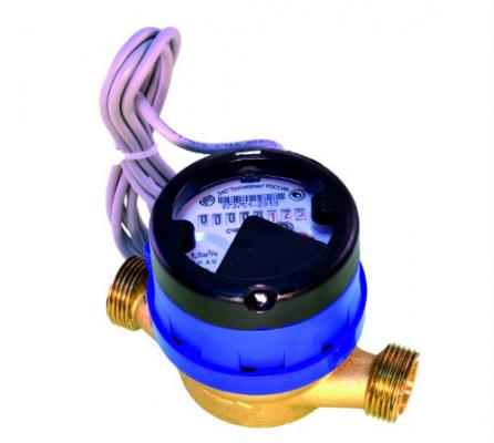 """Счетчик для холодной воды """"ВСХд-15-02 (110 мм)"""" с имп.выходом  Тепловодомер"""