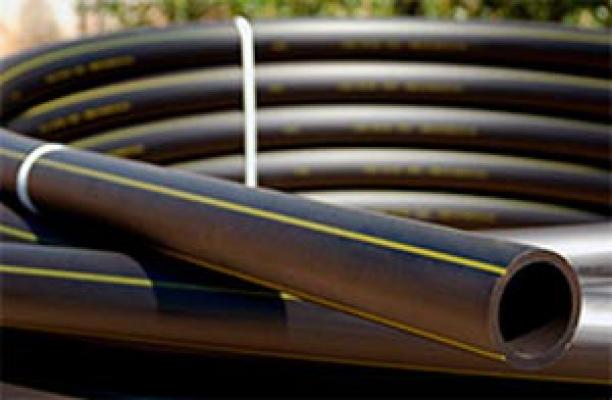 Труба газовая ПЭ 100 SDR 9 110x12,3 ГОСТ Р 50838-2009