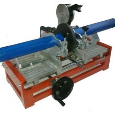 Механический стыковой сварочный аппарат HOCHWELD HWM160 для сварки ПЭ труб d 40-160 мм в стык