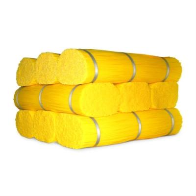 """Ворс полипропиленовый """"Мононить для щеточных дисков, цвет желтый"""""""