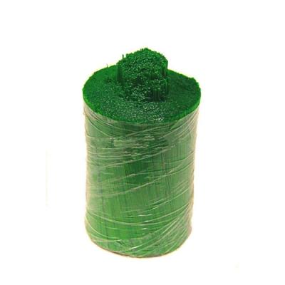 """Мононить для производства ершей """"Леска, цвет зеленый"""""""