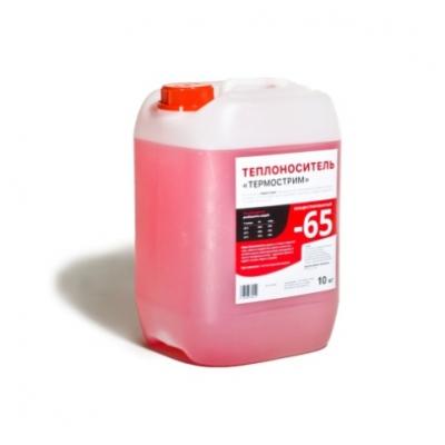 Теплоноситель -65С, 10 кг, этиленгликоль
