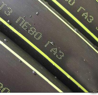 Труба газовая ПЭ 100 SDR 13,6 180x13,3 ГОСТ Р 50838-2009