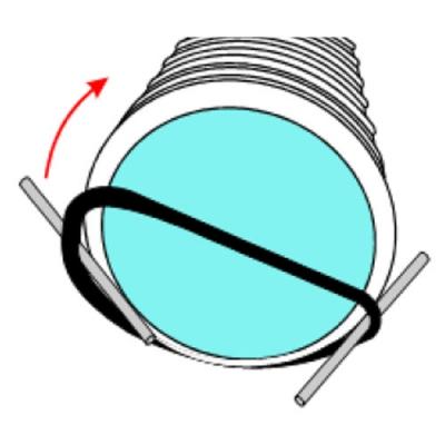 Уплотнительное кольцо Корсис d630